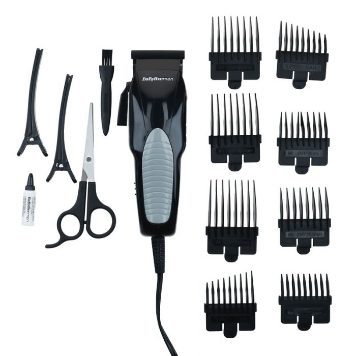 Cortadora Babylisspro For Men 18 pcs