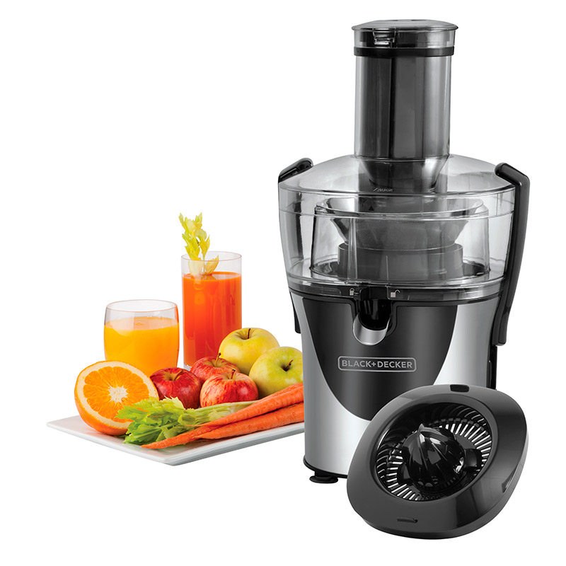 Extractor De Jugos Black+Decker JM8000SBD