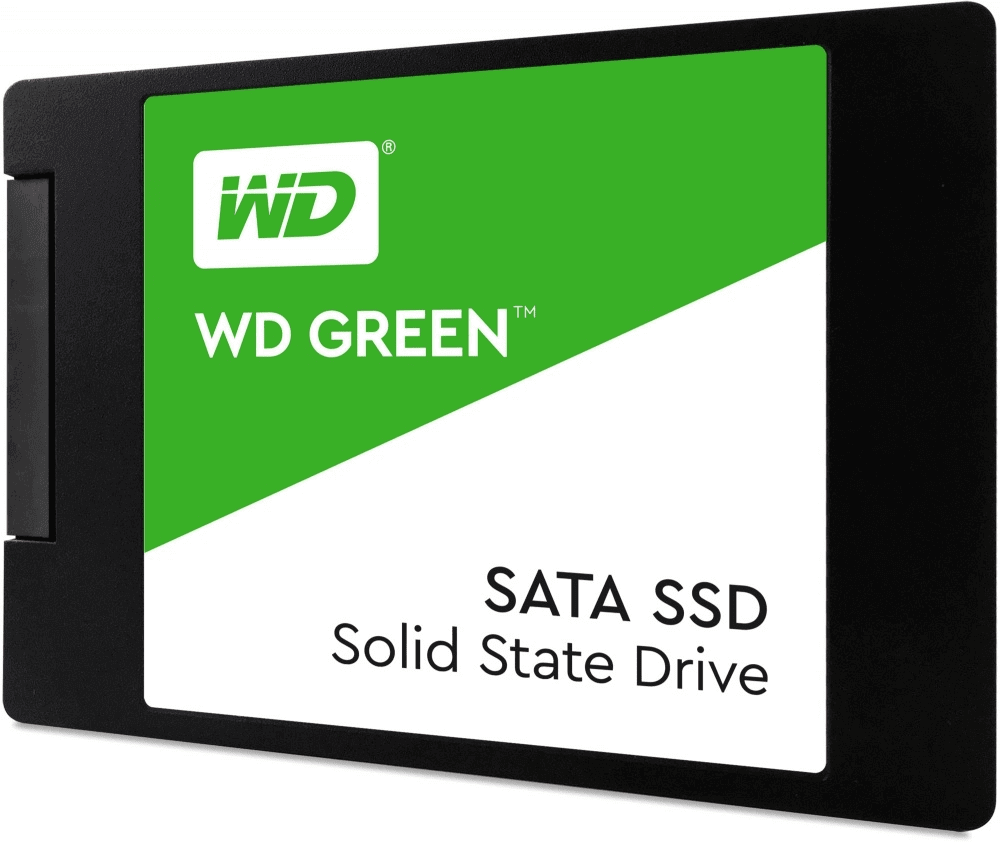 "Unidad SSD 2.5"" Western Digital Green 120GB"