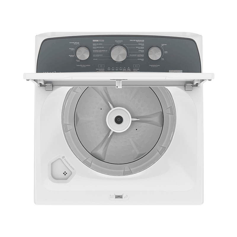 Lavadora Whirlpool Carga Superior Xpert System 18 kg