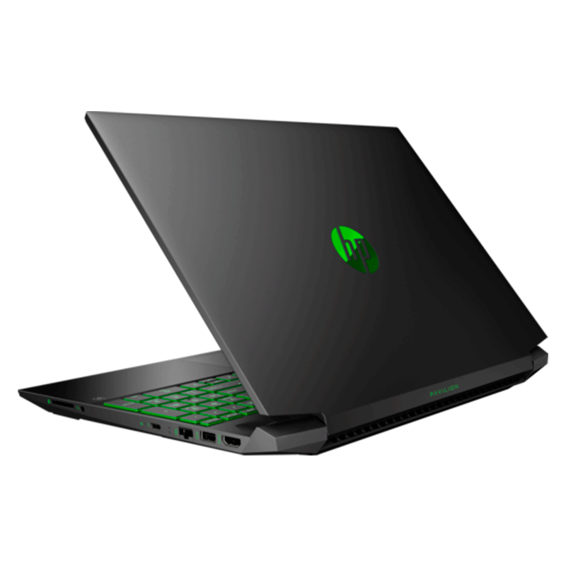 "Laptop HP Pavilion Gaming 15-ec1021la 15.6"" Ryzen 5-4600H 8GB RAM 256GB SSD W10 Home"