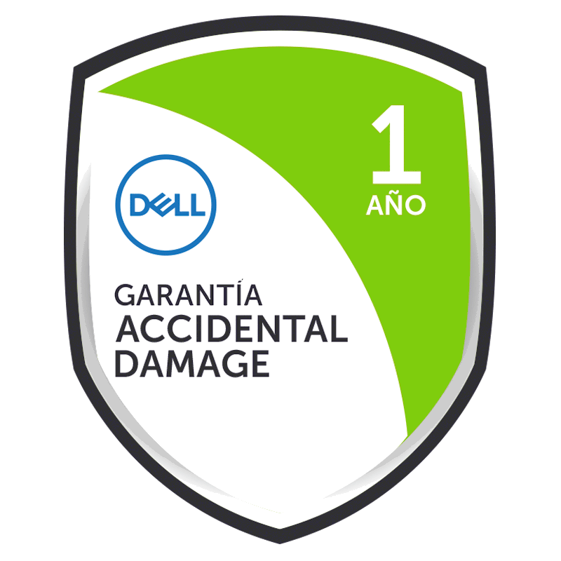 Garantía Dell 1 Año Contra Daño Accidental para Notebook Vostro 3468